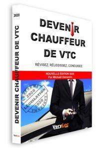 Livre devenir chauffeur VTC Michael Demantin