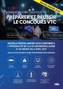 Livre VTC reussir concours VTC Jean-Pierre Guyon